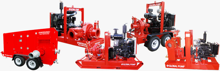 Global Pump Family of Pumps