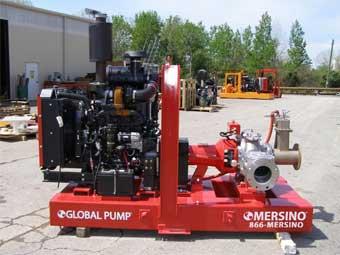 Global Pump Hyper High Pressure Centrifugal