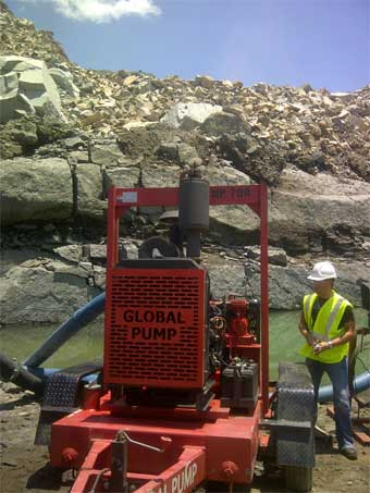 Mine Dewatering in South Africa