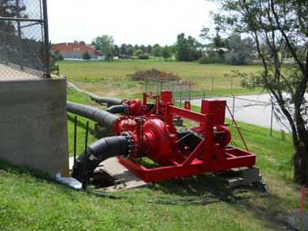 WWTP Renovation Bypass Pumping