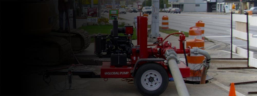 Dewatering for Construction & Emergencies | Pumping Services