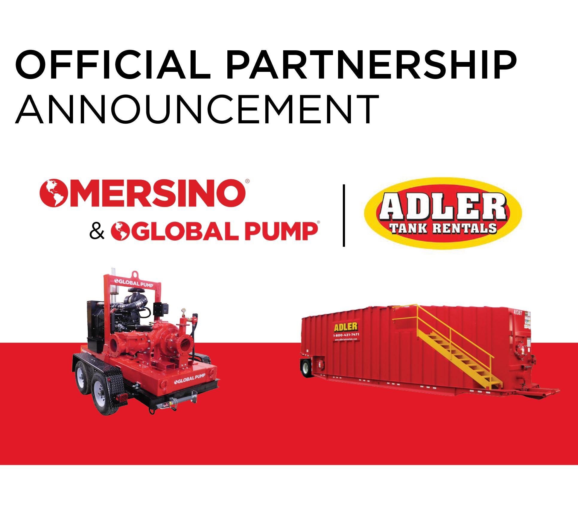 Adler Tank Rental Partnership