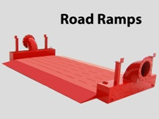 Mersino Rents Road Ramps
