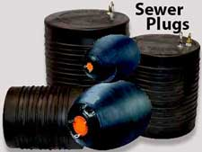 Mersino Rents Sewer Plugs