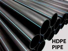 Mersino Sells HDPE Pipe