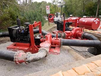 Mersino Sewer Bypass