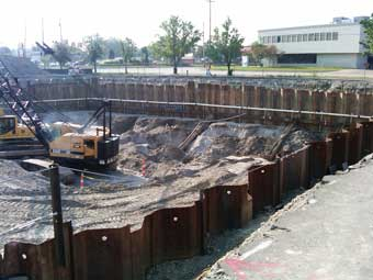 Wellpoint Dewatering Building Trades